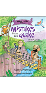 What to Do When Mistakes Make You Quake book cover