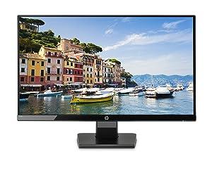"""HP 24w Ecran PC Full HD 23,8"""" Noir Onyx Face"""