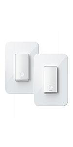 Light Switch 3-Way, 2-Pack