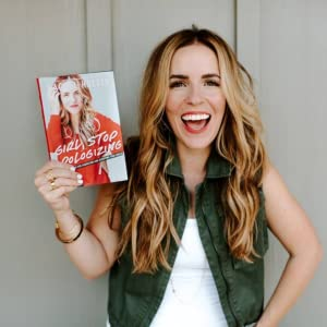 Girl Stop Apologizing, Rachel Hollis, women in leadership, women CEO, women in business