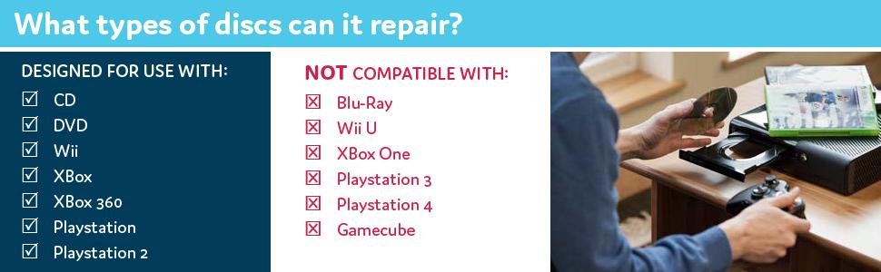 skipdr, disc repair, dvd repair, game repair