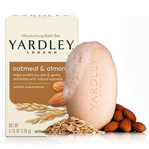 oatmeal almond yardley soap