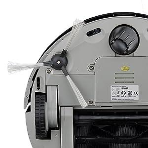 Robot Aspirador de Alto Rendimiento, Especial Mascotas, Todo Tipo De Suelos, Autonomía Hasta 90 Min, Sensor De Obstaculos, Mando A Distancia Incluido, Tecnología Silenciosa 70 dB. H.Koenig_SWR28: Amazon.es: Hogar