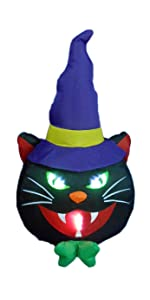 bzb goods halloween inflatables inflatable airblown decor sunstar outdoor decoration gemmy blowup ...