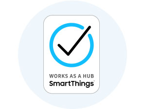 works with smartThings, smart home