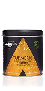Curcuma Aldous Bio
