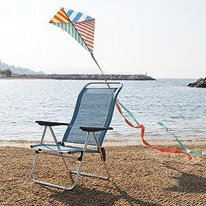 ラフマ アリュロー ローチェア キャンプチェア アウトドア レジャー プールサイド ビーチ