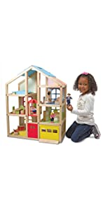 imaginative;play;girl;toddler;play;room;skill;builder