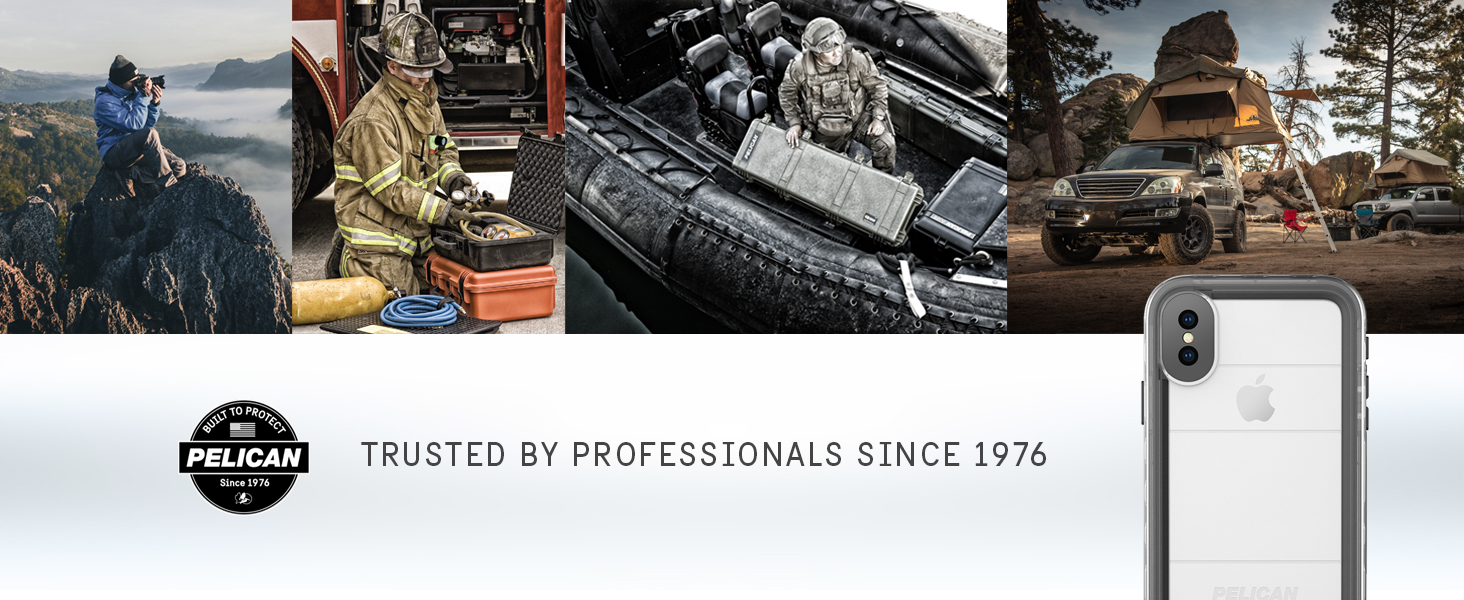 Trusted by professionals