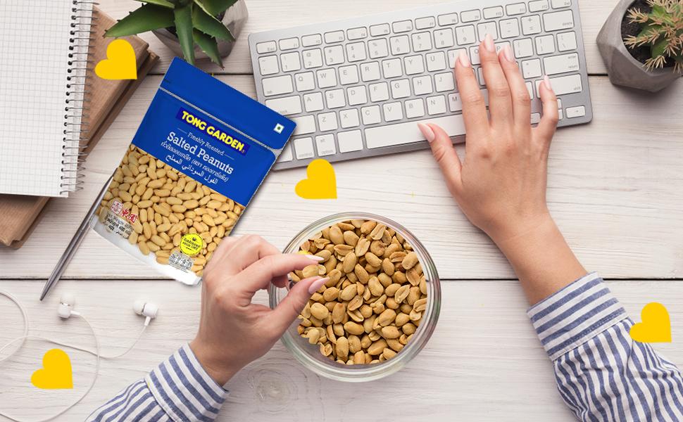 Salted Peanuts 400g