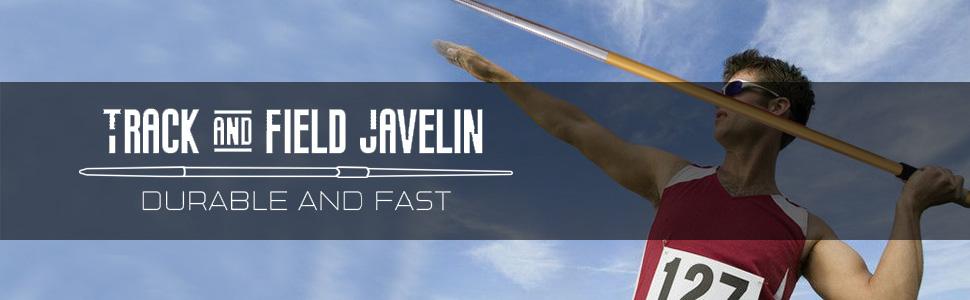 Training Javelin Steel Tip Blue//Black Size - 600 GRAM 40 Meters