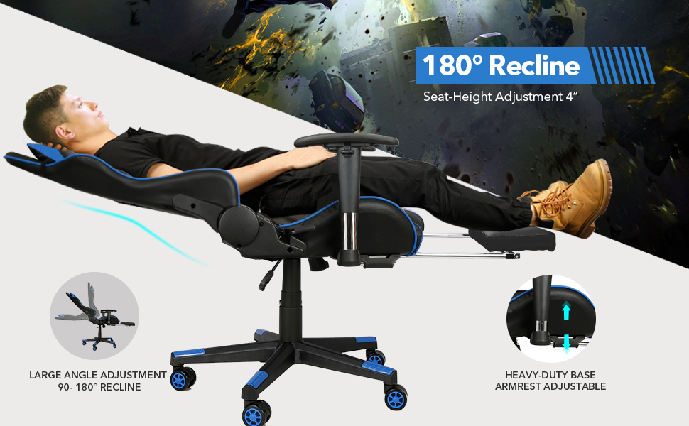 gaming chair 360