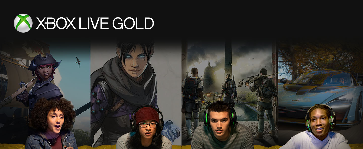 Xbox Live Gold Games Spiele