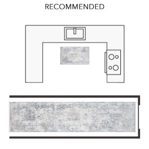 momeni bergen rug bgn abstract design modern area carpet silk fiber turkey polyester black white