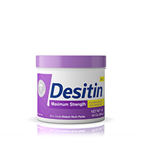 Desitin Maximum Strength 16o Jar for Treating Diaper Rash