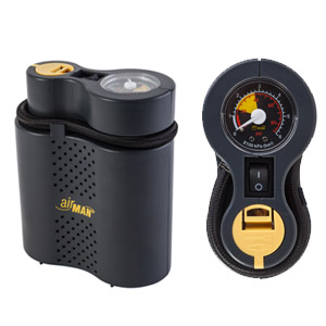 Under Seat Compressor Tyre AirMan Tour Compact Glove Box Tyre Inflator