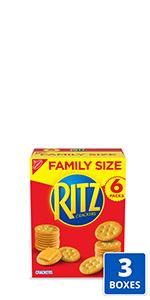 RITZ Crackers Bulk Pack