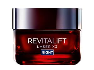 L'Oréal Paris Laser X3 Revitalift, Retinol, Anti-Wrinkle, Laser X3. Anti-Ageing, Revitalift