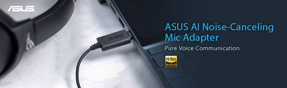 ASUS AI NC MIC ADAPTER/USB-A