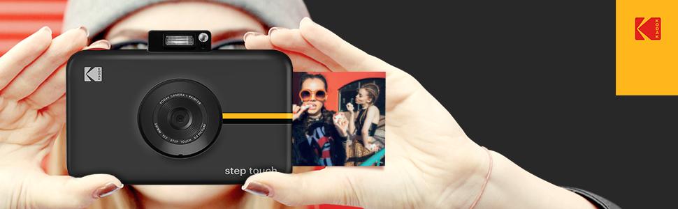 Kodak Step Touch 13mp Digital Camera Instant Camera Photo