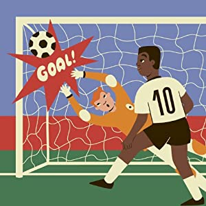 debut match, Pelé scored his first official goal, and soon he was the season's top scorer