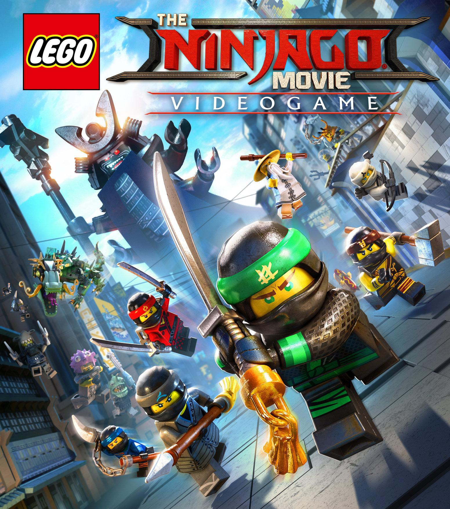LEGO Ninjago Movie Game Videogame: Amazon co uk: PC & Video