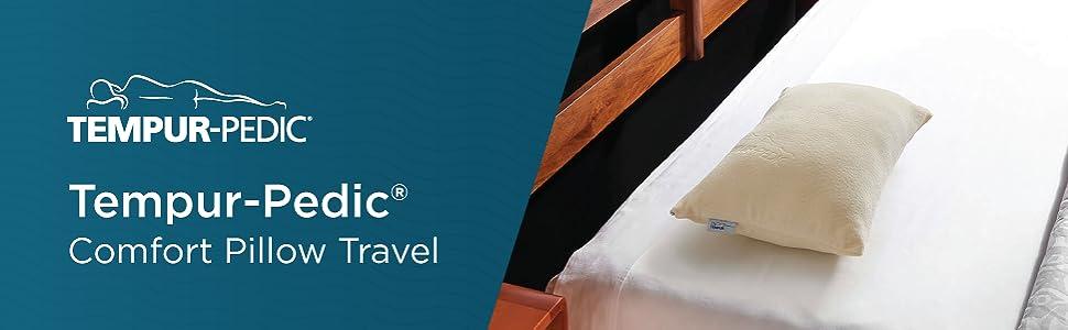 Tempur Pedic Comfort Pillow, Travel