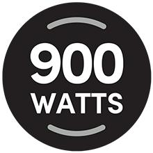 900watts