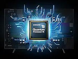 Samsung QN65Q60RAFXZA Quantum Processor 4K