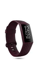 fitbit; fitbit charge 4; smartwatch; GPS; music; battery; heart rate; fitness tracker; steps