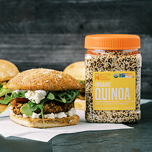 Organic Quinoa BetterBody Foods Gluten-free paleo