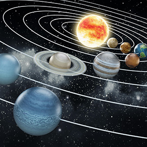 Planets for kids, my first planet for kids, astronomy for kids, astronomy books for kids - My First Book Of Planets: All About The Solar System For Kids