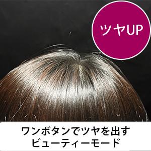 ツヤ ビューティー 美髪 プラズマクラスター イオン IB-JP9