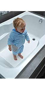 non slip bath tub mats, bathroom safety, child safety in bathrooms