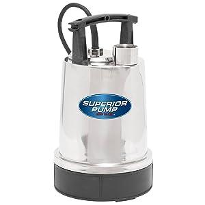 Superior Pump 91392