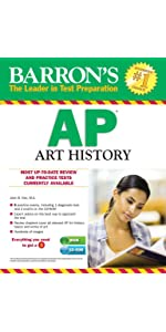 Advanced Placement study guides; AP art history; AP art history review; AP art history prep; AP art