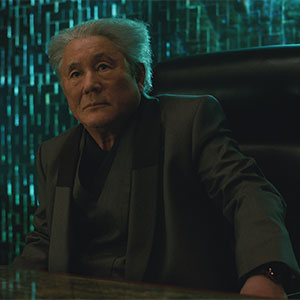 Takeshi Kitano as Aramaki