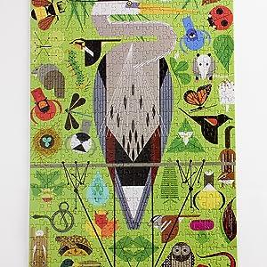 Harper jigsaw nature puzzling bird