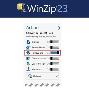 WinZip 23 Standard - File Compression & Decompression [PC Download]