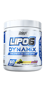 lipo-6, dynamix, thermogenic, fat loss, weight loss, pre workout, energy, endurance