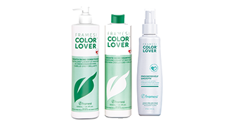 Framesi Color Lover Smooth Shine, unlock your smoothest, shiniest hair ever while keeping your color
