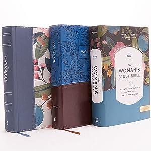 Woman's Bible, life balance, Hope, Transformation, Bible Study, NKJV, NIV, God's Truth, full-color
