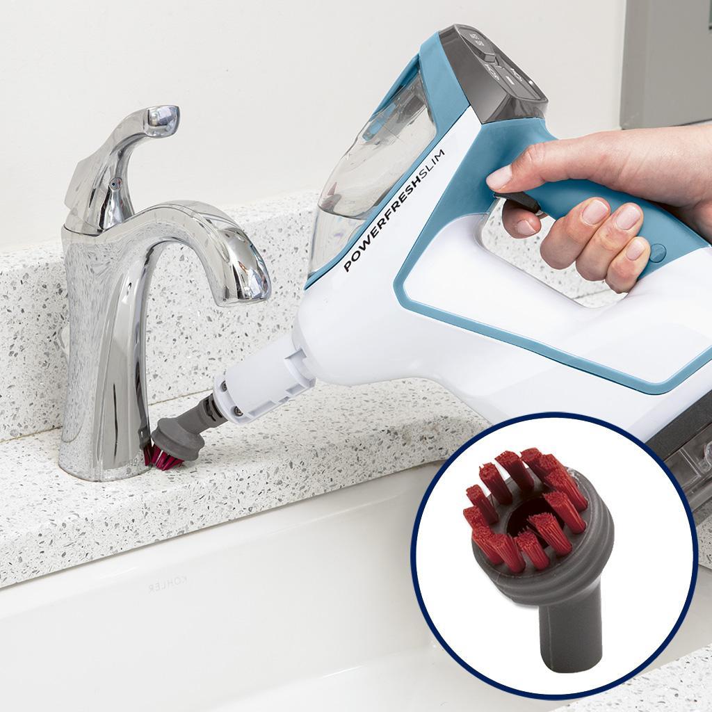 bissell powerfresh deluxe steam mop manual