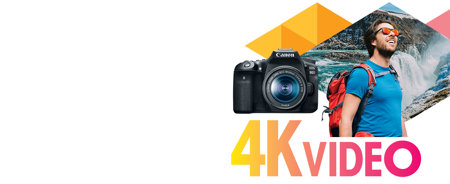 4K UHD and Full HD Video