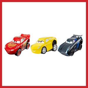 cars dvd33 disney pixar 3 voiture press go cruz ramirez jeux et jouets. Black Bedroom Furniture Sets. Home Design Ideas
