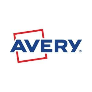 Avery 100 Cartes De Visite Microperforees 185g A4 85x54mm Mat