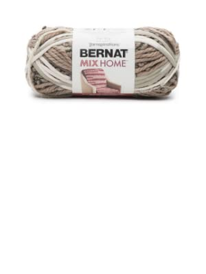 2 Pack Bernat Mix Home Yarn-Moody