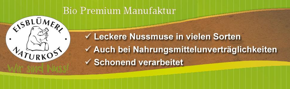 Eisblümerl - Bio Premium Manufaktur