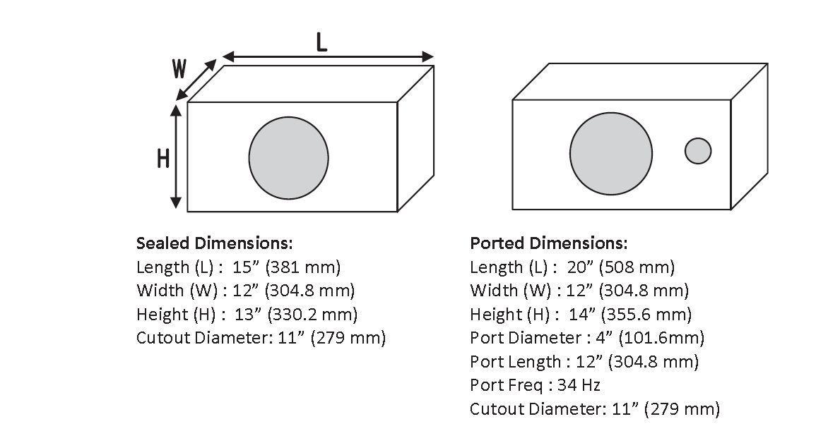 Amazon.com: Planet Audio TQ12S Torque12 inch SINGLE Voice