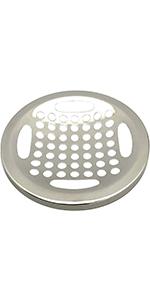 排水口 ふた 流し用ステンレス目皿 直径14.5cm用